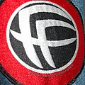 Fear Factory - FF logo Patch