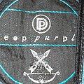 Deep Purple - Patch - Deep Purple - Arrows/DP Symbol Patch