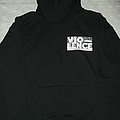 Vio-lence Hoodie - Benefit for Sean Killian Show, signed by Sean Killian Hooded Top