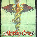 Motley Crue - Dr. Feelgood Patch