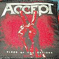 Accept - Blood of the Nations Patch
