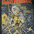 Iron Maiden - Patch - Iron Maiden - Live after Death Patch