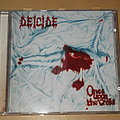 Deicide - Once upon the Cross CD Tape / Vinyl / CD / Recording etc