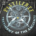 Pestilence - Testimony of the Ancients Patch