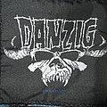 Danzig - Patch - Danzig - Skull Logo Patch