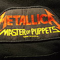 Metallica - Patch - Metallica - Master of Puppets logo Patch