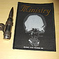 Ministry - Patch - Ministry - The Ming is a Terrible Thing toTaste Patch