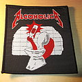 Metallica - Patch - Metallica - Alcohollica Patch