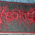 Aborted - Logo Patch