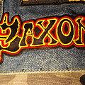 Saxon - Logo Patch