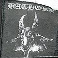 Bathory - Bathory Goat Patch
