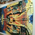 iron maiden flags originals Other Collectable