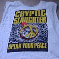 Cryptic Slaughter - TShirt or Longsleeve - cryptic slaughter