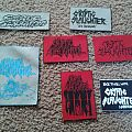 Cryptic Slaughter Gang Green Crumbsuckers - Patch - patches