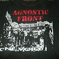 agnostic front TShirt or Longsleeve