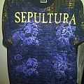 Sepultura - TShirt or Longsleeve - Sepultura - Chaos AD Allover 1993