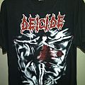 Deicide - TShirt or Longsleeve - Deicide - once upon the cross