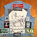 Suicidal Tendencies - Battle Jacket - Crunchysock's jacket