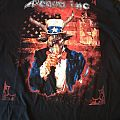 Venom Inc blood stained earth tour shirt