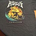 Athiest  Jupiter 2011 Tour Shirt