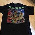 Laaz Rocket SS TShirt or Longsleeve