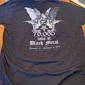 Dark funeral 70000 tins of metal exclusive  TShirt or Longsleeve