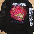 Massacre From Beyond tour ls TShirt or Longsleeve