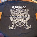 Coroner 70000 tons of metal exclusive
