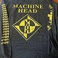 Machine Head - TShirt or Longsleeve - Fuck it all ls 2020 print