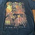 Machine Head - TShirt or Longsleeve - Burn my eyes 25 year anniversary ss