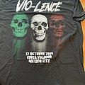 Vio-lence  Mexico City Event Shirt