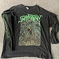 Suffocation - TShirt or Longsleeve - Pierced From Within LS