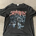 Suffocation - TShirt or Longsleeve - Breeding The Spawn Tour  SS