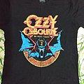 Ozzy Osbourne Tour Shirt