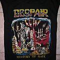Despair - TShirt or Longsleeve - Despair old hungarian bootleg shirt