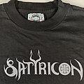 Satyricon - TShirt or Longsleeve - Satyricon 1996 original logo shirt