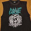 "Grave - TShirt or Longsleeve - Grave original ""you will never see"" tour 1991 shirt"
