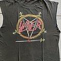 Slayer - TShirt or Longsleeve - Slayer Hell Awaits original shirt