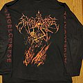 "Angelcorpse - TShirt or Longsleeve - -Angelcorpse original ""ultimate apocalyptic war death"" 1999 longsleeve"