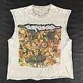 Carcass - TShirt or Longsleeve - Carcass 1990 Nauseating North American tour shirt