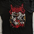 Unleashed - TShirt or Longsleeve - Unleashed original 1992 German Tour shirt