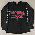 Cannibal Corpse - TShirt or Longsleeve - Cannibal Corpse 1996 tour longsleeve