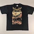 Mayhem - TShirt or Longsleeve - Mayhem original 1998 Misanthropy shirt
