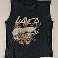 Slayer - TShirt or Longsleeve - Slayer Decade of Aggression Tour 1991 original shirt