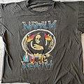 Napalm Death - TShirt or Longsleeve - Napalm Death Life original US Tour 1991 shirt