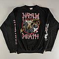 Napalm Death - TShirt or Longsleeve - Napalm Death original 1991 sweatshirt