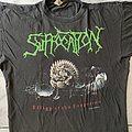 Suffocation - TShirt or Longsleeve - Suffocation Effigy of the Forgotten original 1992 shirt