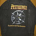 "Pestilence original ""Testimony of the Ancients"" longsleeve"