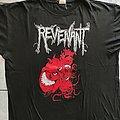 "Revenant - TShirt or Longsleeve - Revenant original ""prophecy of a dying world"" 1991 shirt"