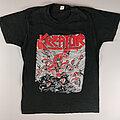 Kreator - TShirt or Longsleeve - Kreator original 1990 shirt